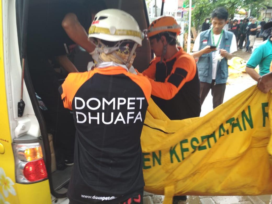 Aksi Peduli Dompet Dhuafa