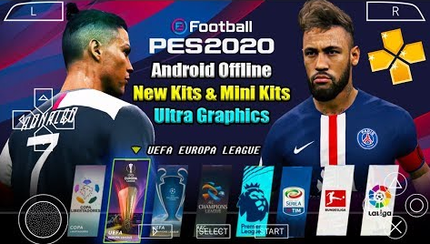PES 2020 Android Camera PS4 New Face & Update Transfers January