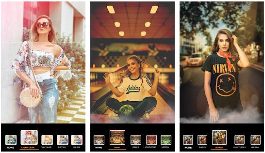 camera filters for instagram