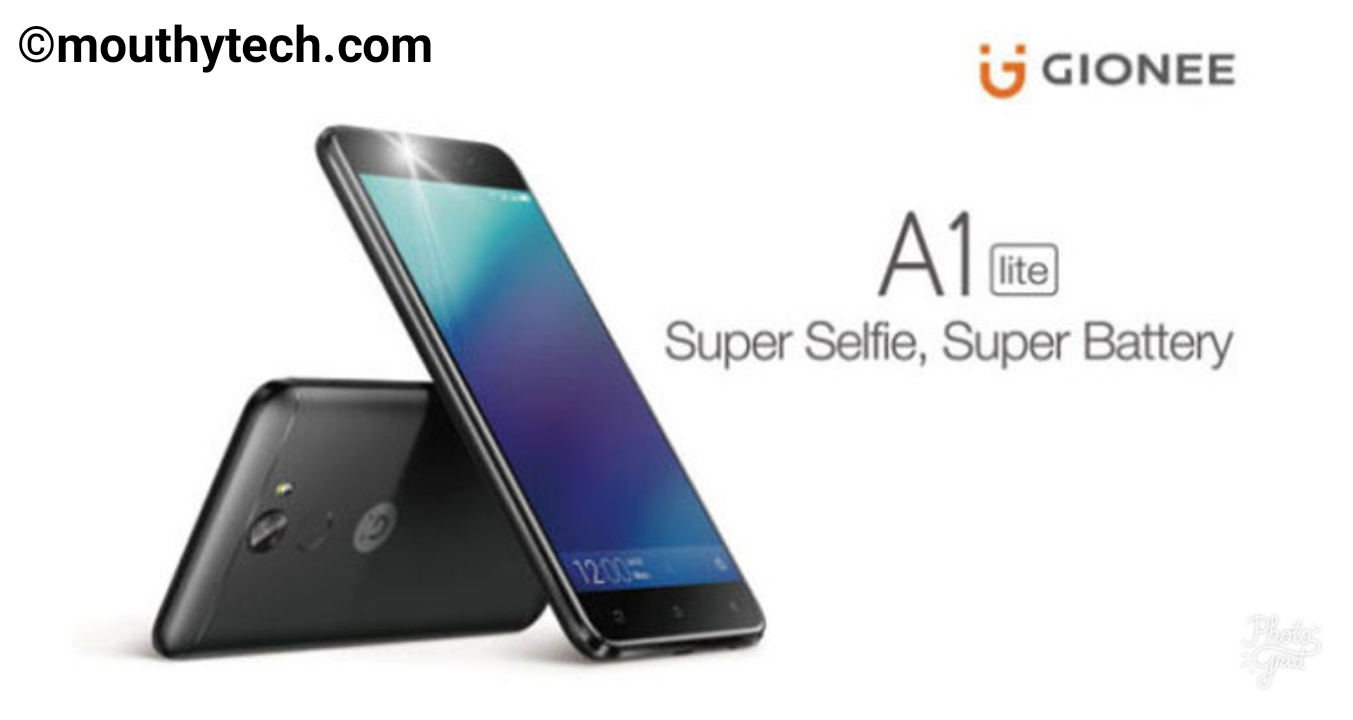 Gionee A1 Lite: Lite in the pocket & Heavy specs  - Mouthytech