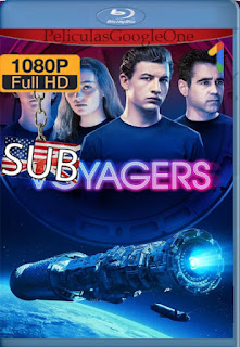 Viajeros (Voyagers) (2021) [720p BRrip] [Inglés] [LaPipiotaHD]