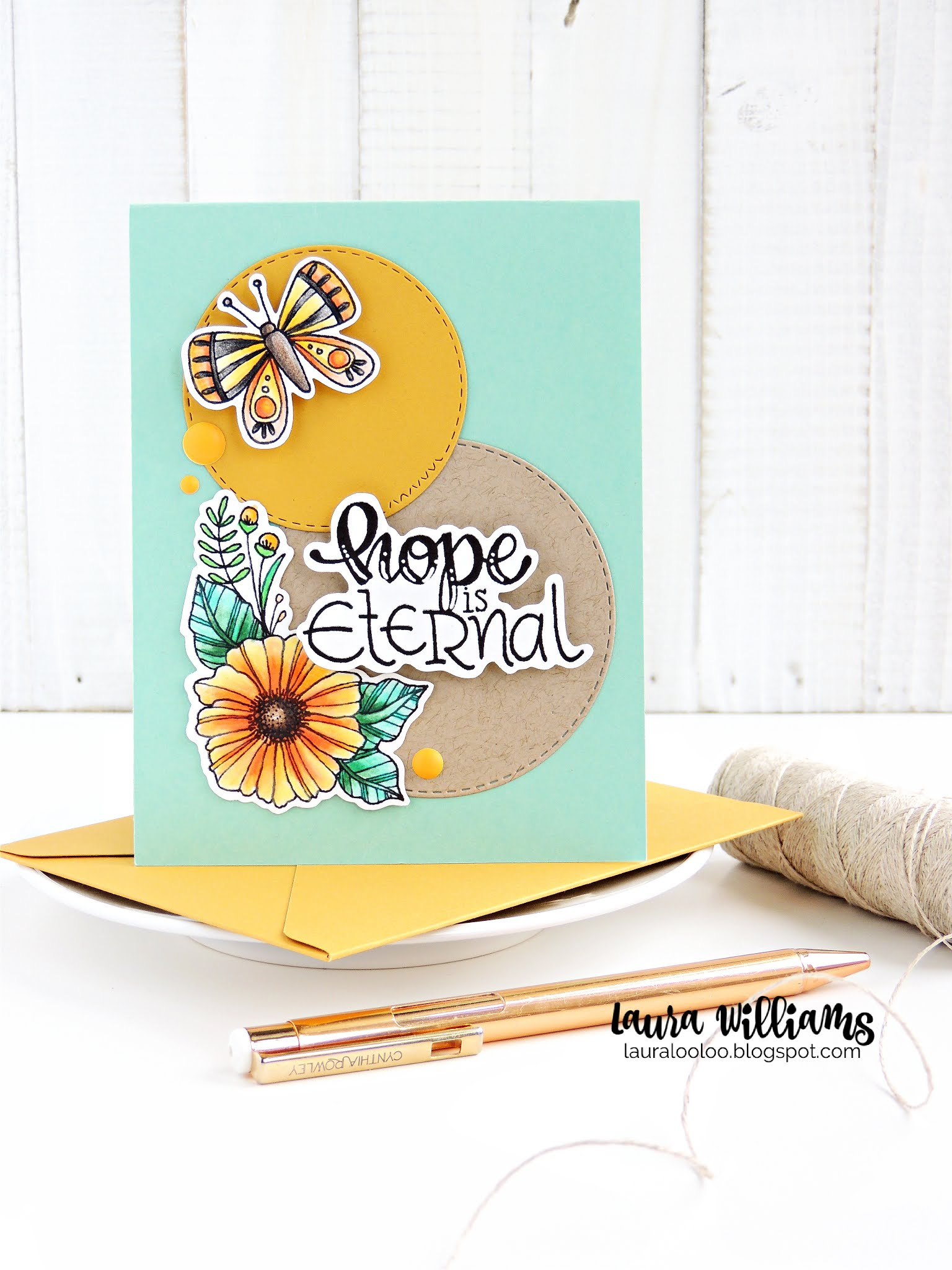 Are you looking for ideas to make a handmade card for Easter or springtime? Try these ideas with stamps and dies from Impression Obsession. The Hope is Eternal sentiment stamp is an encouraging sentiment for someone you love. Visit my blog to see more about this idea and others using stamps and dies from IO Stamps.
