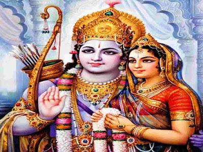Brahma  Kruta Sri Rama Stuti