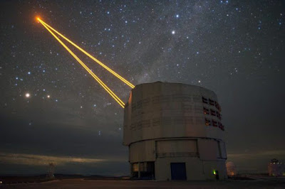 If Aliens are flashing laser beams at us, we now have a way to detect them