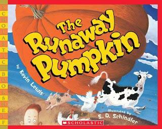 THE RUNAWAY PUMPKIN BY KEVIN LEWIS - TEACHING IDEAS