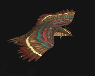 Free fire pet: Falcon
