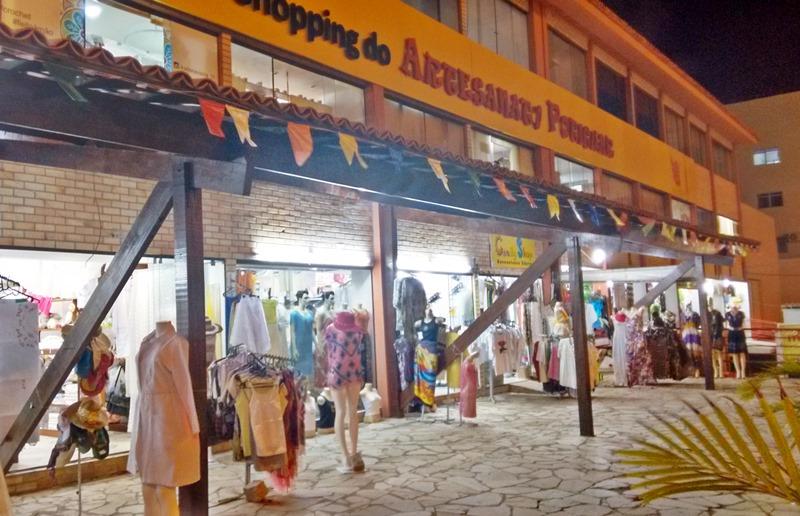 Shopping do Artesanato Potiguar - Natal