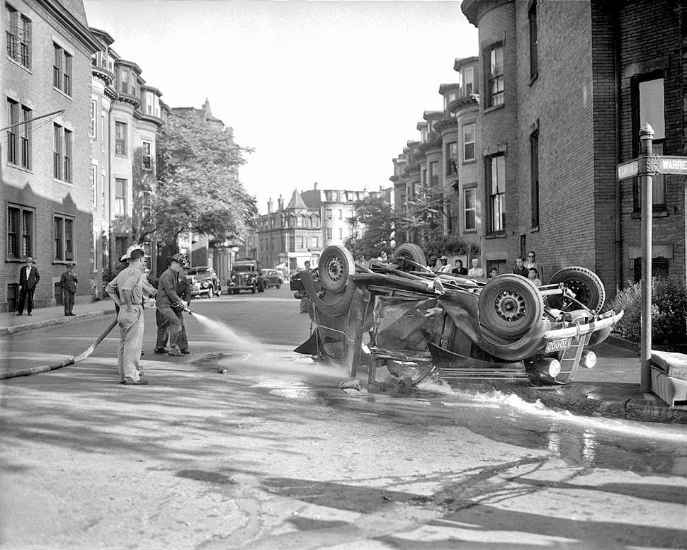 Car Accident    Massachusetts