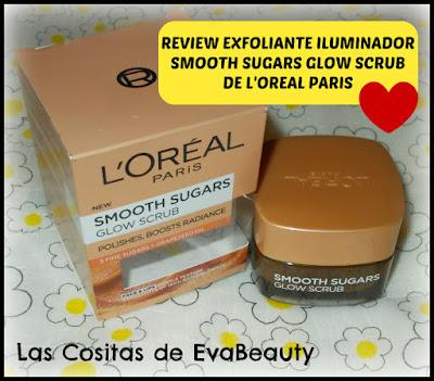 #scrub #exfoliante #review #opinion #iluminador #glow #loreal #notino
