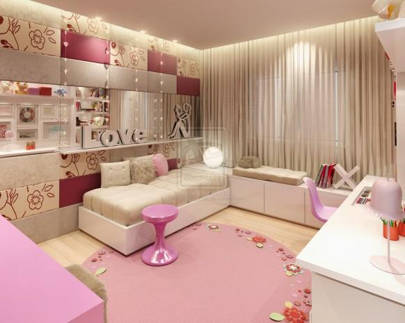 little girls bedroom cool teenage girl rooms. Black Bedroom Furniture Sets. Home Design Ideas