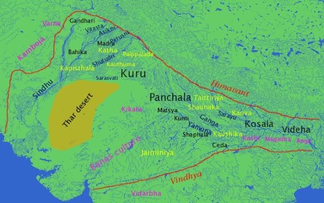 Sindhu Ghati Sabhyata ke Pramukh Sthal - सिंधु घाटी सभ्यता के प्रमुख स्थल