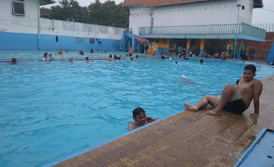 Kolam Renang PD Prakasa Karawang