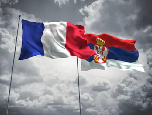 Serbia officially the most important partner of France in the Western Balkans