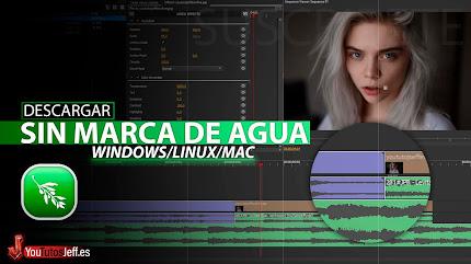 Editor de Vídeo Sin Marca de Agua, Descargar Olive para Windows, Linux y Mac