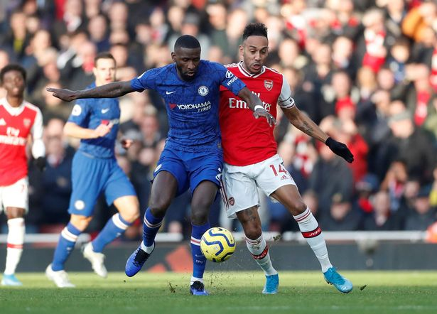Arsenal vs Chelsea FA CUp final