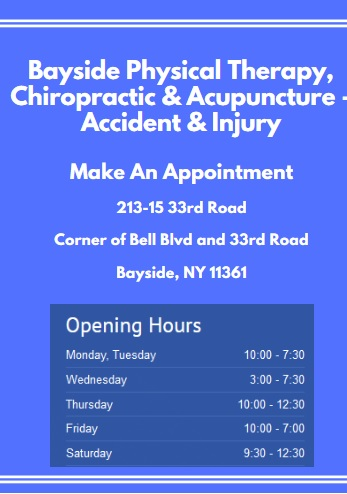 Auto Accident | Chiropractic | Acupuncture | No Fault ...