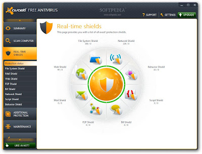 avast! Free Antivirus 7 Stable Review