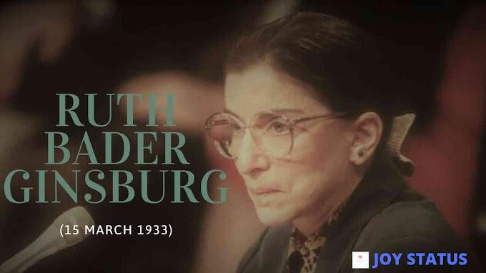 Top 12 Powerful Ruth Bader Ginsburg Quotes