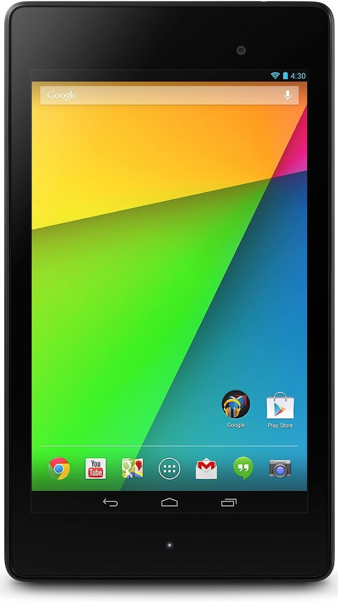 [GUIDE] How to install Android 4.4 KitKat on your Google Nexus 7