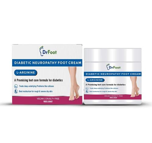 Dr Foot Diabetic Neuropathy Foot Cream