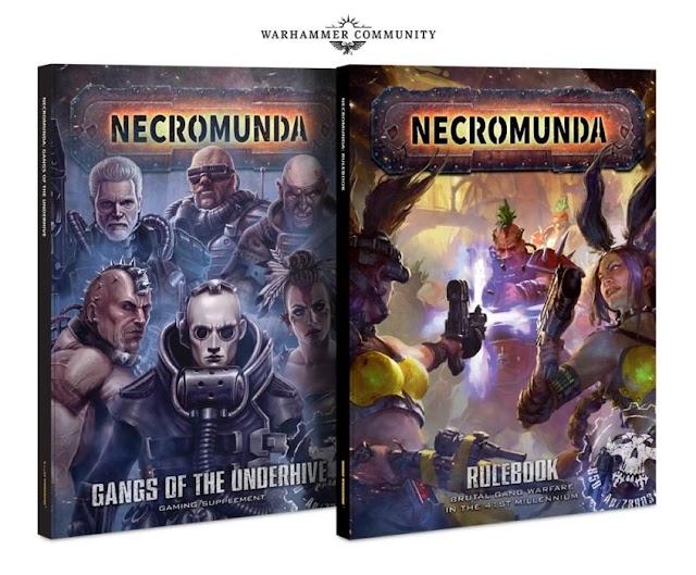 New Necromunda FAQs...