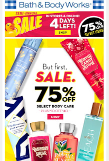 Bath & Body Works | Today's Email - January 16, 2020