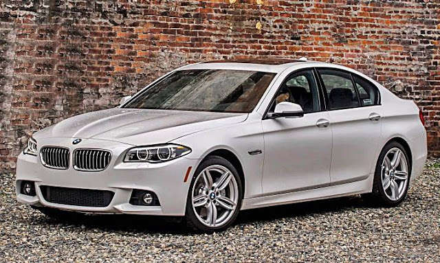 2016 bmw 5 series sedan diesel review bmw auto blogs. Black Bedroom Furniture Sets. Home Design Ideas
