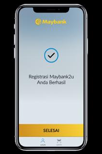 Daftar Maybank Internet Banking