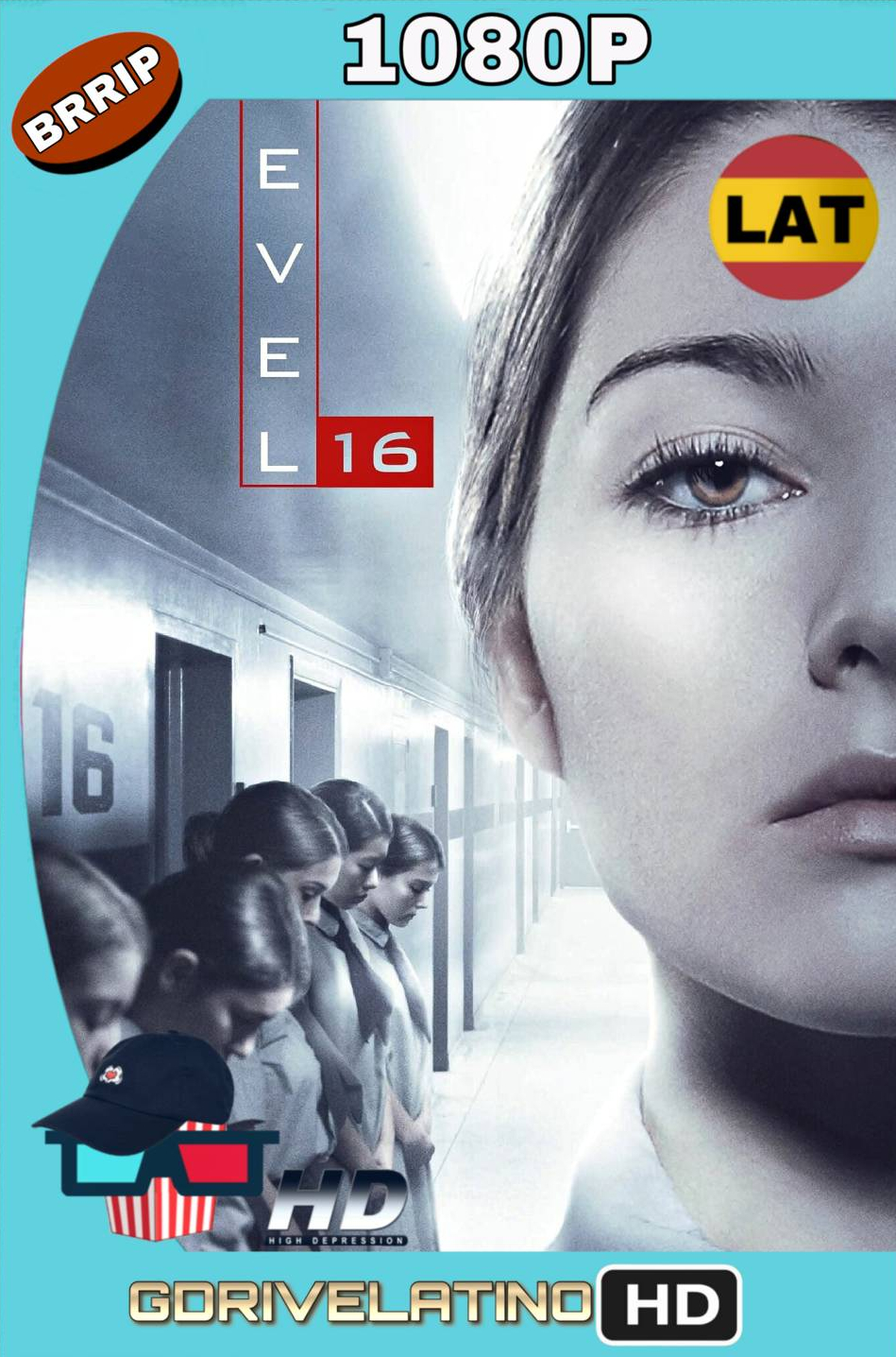 Level 16 (2018) BRRip 1080p Latino-Ingles MKV