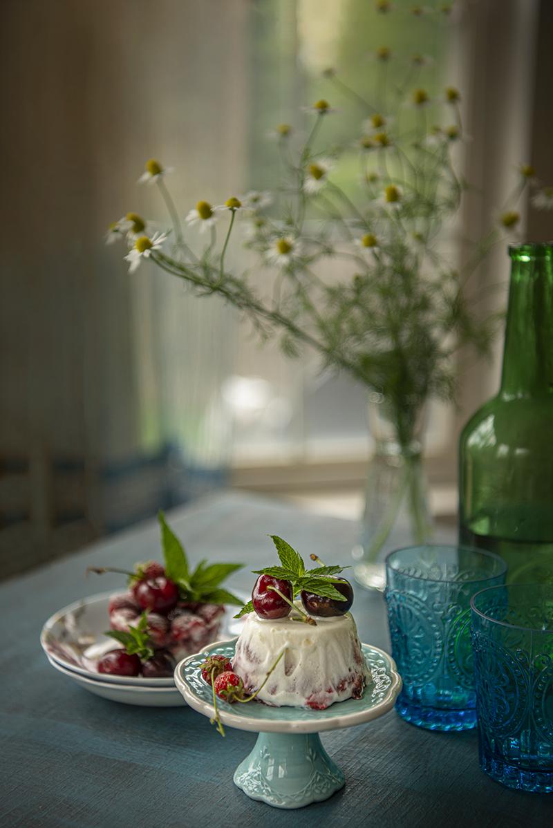 Muffin Tin Ice cream - Simi Jois Photography