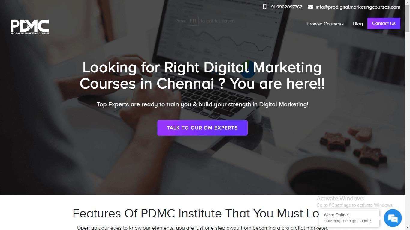 PDMC-Digital-Marketing-Training-Institute-in-Chennai-Amudhakumar