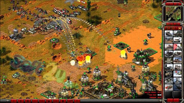 تحميل لعبة Red Alert برابط مباشر من ميديا فاير