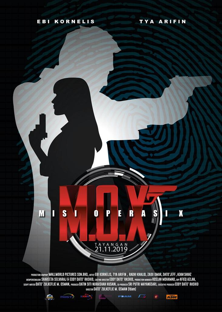 MOX  Misi Operasi X