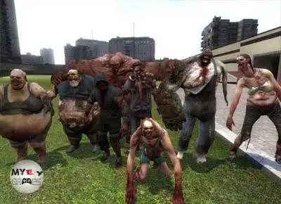 شرح عن لعبة Left 4 Dead 2 للكمبيوتر مضغوطة برابط مباشر
