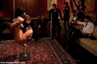 ENF: Embarrassed Nude Female Party - CMNF: Clothed Men Nude Female
