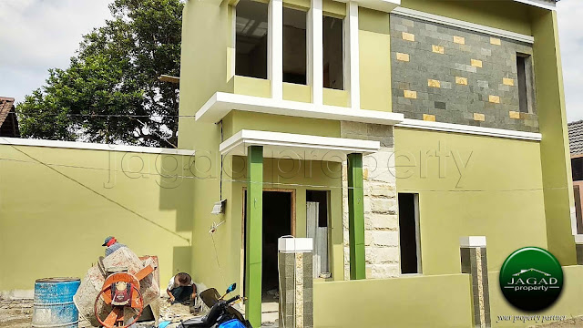 Rumah Baru 2 Lantai dekat Jogja Bay