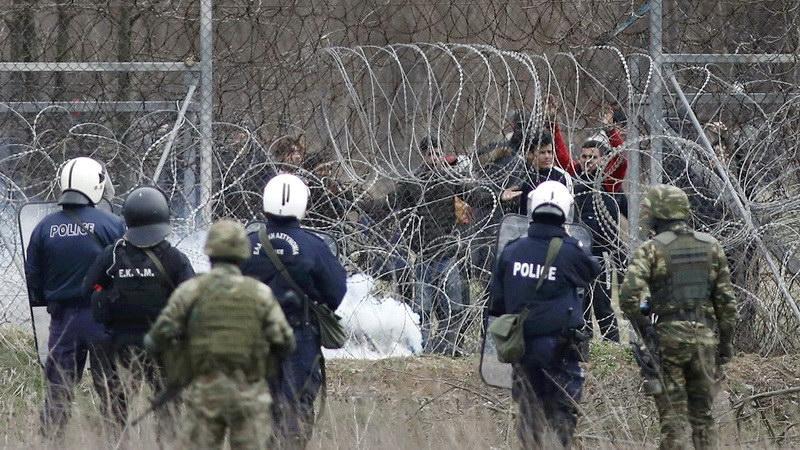 Έβρος: Τείχος αποτροπής από τις ελληνικές δυνάμεις στα σύνορα - Απίστευτες τουρκικές πρακτικές