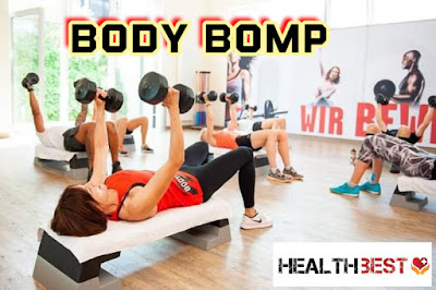 body pump: greats benefits on the Health