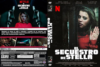 EL SECUESTRO DE STELLA - KIDNAPPING STELLA 2019 [COVER - DVD]