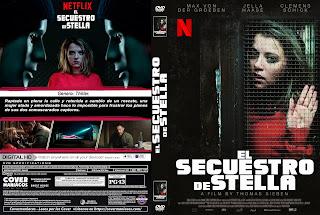 EL SECUESTRO DE STELLA – KIDNAPPING STELLA 2019 [COVER – DVD]