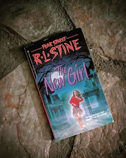 the new girl fear street rl stine