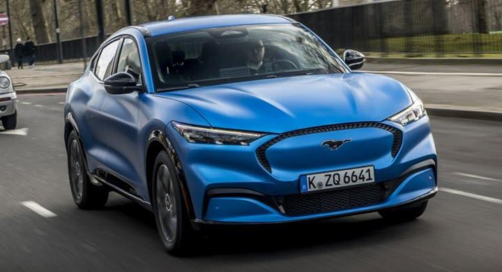 Ford Mustang SUV hé lộ thông số mới, mạnh không dưới 460 mã lực