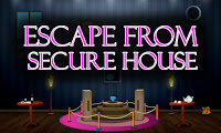 Top10NewGames - Top10 Escape From Secure House