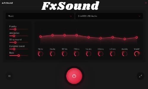 برنامج رفع الصوت للكمبيوتر dfx