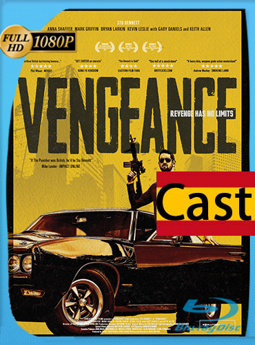 Vengeance (I Am Vengeance) (2018) HD [1080p] castellano [GoogleDrive] MacacoupHD