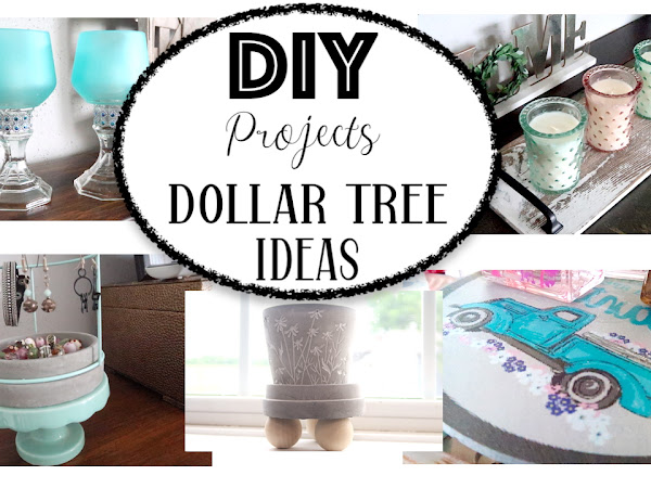 Budget Friendly DIY Projects! Farmhouse Style