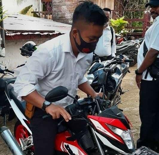 Polisi Temukan 2 Unit SPM Tak Bertuan di Dok V Jayapura