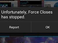Aplikasi smartphone Sering Crash atau Force-Close? Ini penyebabnya!