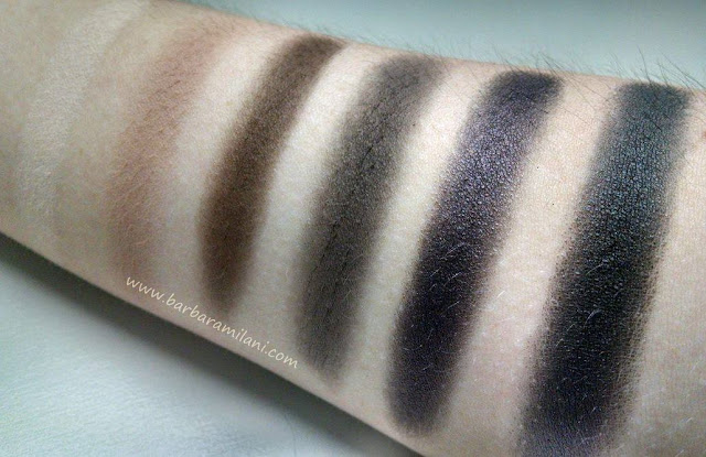 Naked Smoky - Swatch 5
