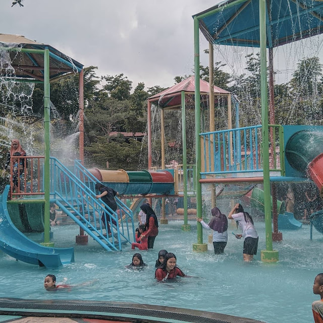 Tiket Masuk Green Valley Waterpark Purwakarta